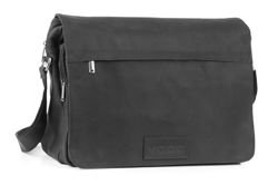 Leather Shoulder Laptop Bag VOOC Crazy Horse RCH4