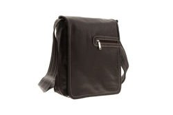 Leather Shoulder bag A4 VOOC Prestige EP3
