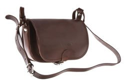 Leather saddle bag VOOC Vintage P26