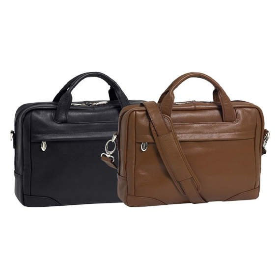 "13.3"" Leather Tablet Brief Mcklein Montclare"