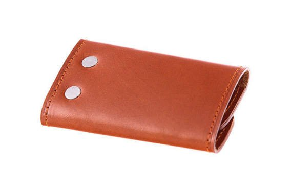 Leather key case VOOC Vintage P10