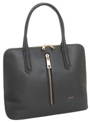 Duża włoska torebka damska na ramię Rovicky® skórzana