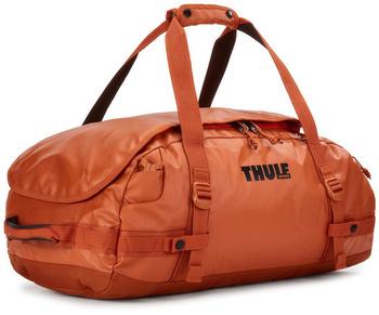 Torba podróżna, plecak sportowy, 40 litrów Thule Chasm pomarańczowa