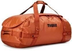 Torba podróżna, sportowa, plecak sportowy, 90 litrów Thule Chasm Pomarańczowa