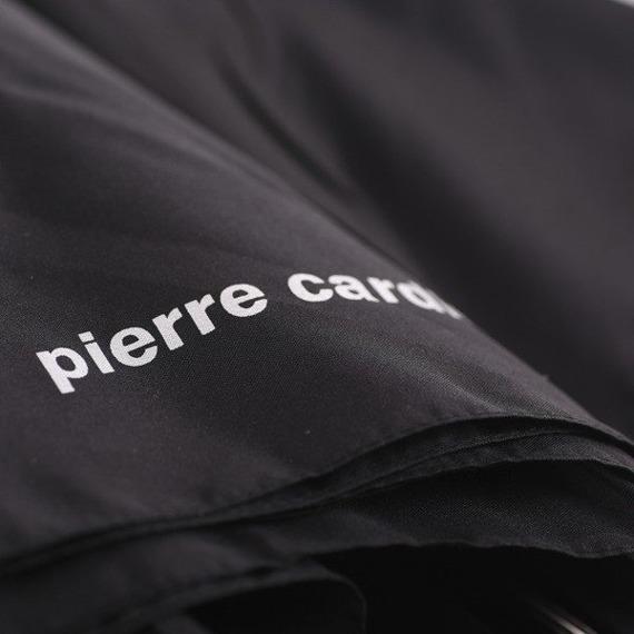 Parasol męski składany Noire Easymatic Alupa Pierre Cardin