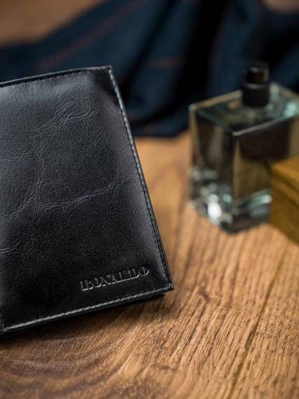 Pionowy portfel składany Ronaldo
