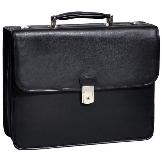 """Skórzany neseser Ashburn na laptopa 15,6"""""""