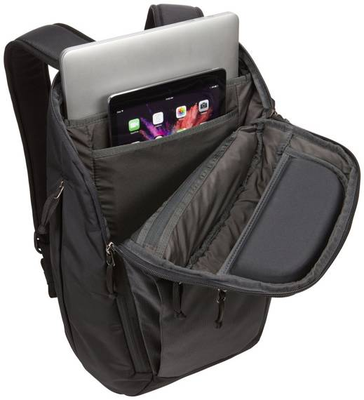 "Sportowy Plecak miejski na laptopa 15,6"" 23 litry Thule EnRoute czarny"