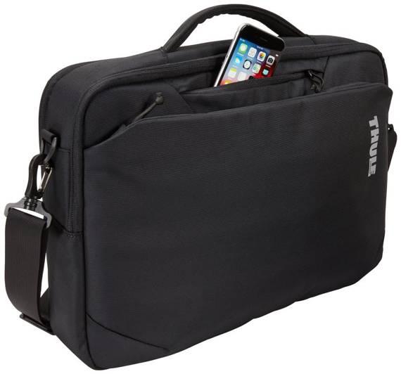"Torba na laptopa 15,6"" 12 litrowa Torba biznesowa Thule Subterra Czarna"