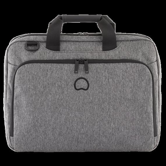"Torba na laptopa Esplanade 15.6"" szara dwukomorowa"
