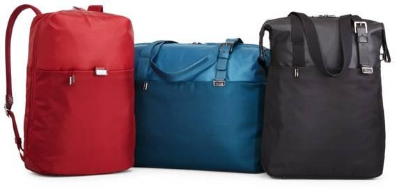 """Torba podróżna podręczna 20 litrów, torba na laptopa 15,6"""" tablet 10,1"""" Thule Spira Czerwona"""