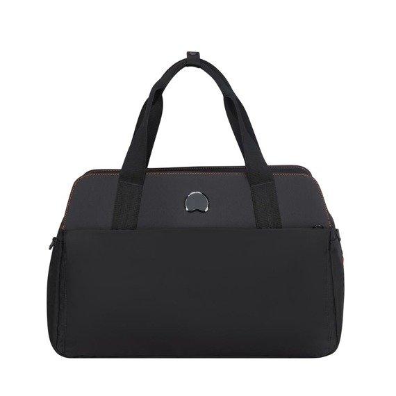 """Torba podróżna podręczna Delsey DAILY'S 14"""" torba na laptopa 50 cm ORANGE"""