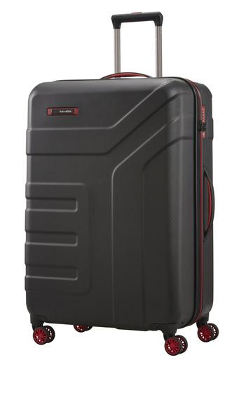 Walizka duża Travelite Vector, ABS, 4 kółka